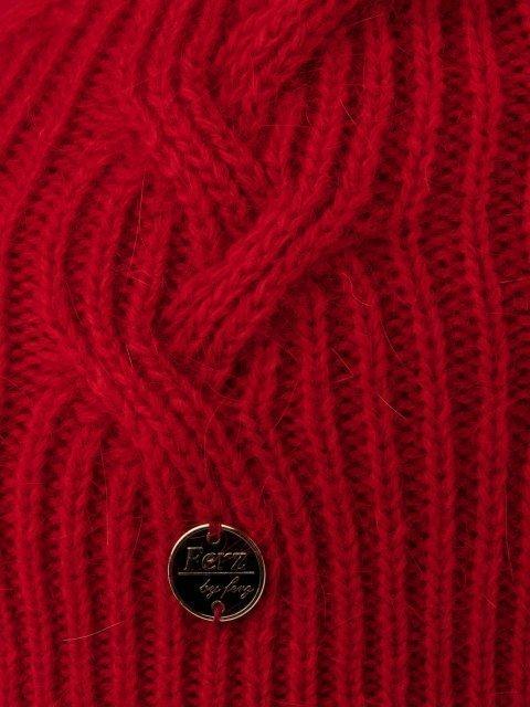 Красная шапка FERZ (FERZ) - артикул: 0К-00032220 - ракурс 2