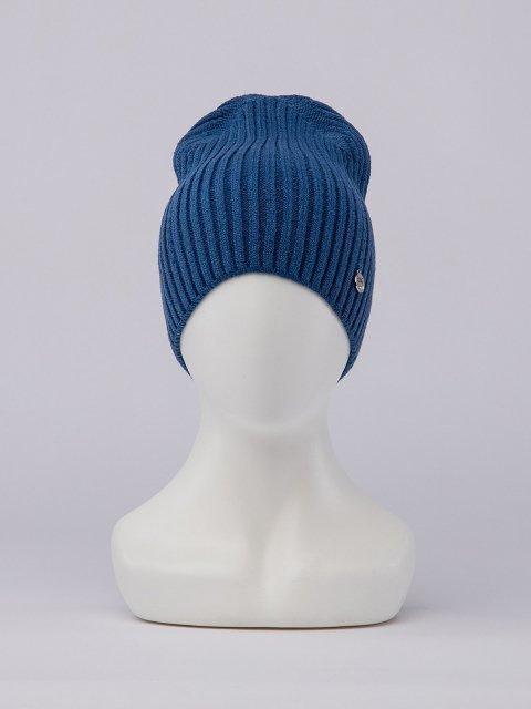 Темно-синяя шапка Gracia - 699.00 руб
