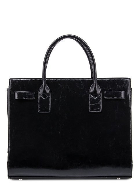 Чёрная прямоугольная сумка Domenica - 899.00 руб