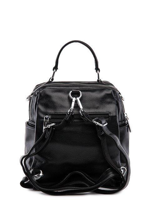 Чёрный рюкзак Fabbiano (Фаббиано) - артикул: 0К-00032865 - ракурс 3