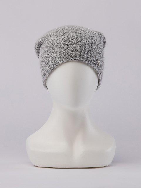 Светло-серая шапка FERZ - 1699.00 руб