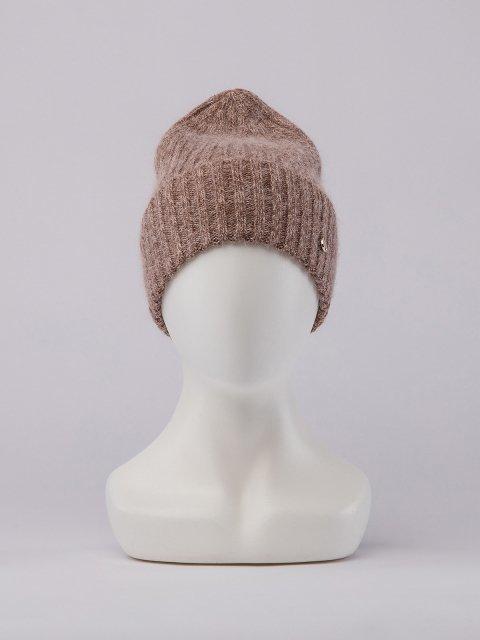 Темно-бежевая шапка FERZ - 1499.00 руб