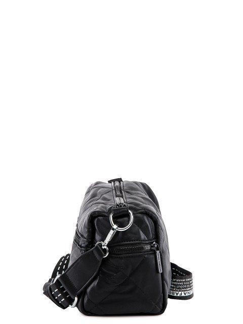 Чёрный кросс-боди Fabbiano (Фаббиано) - артикул: 0К-00032887 - ракурс 2