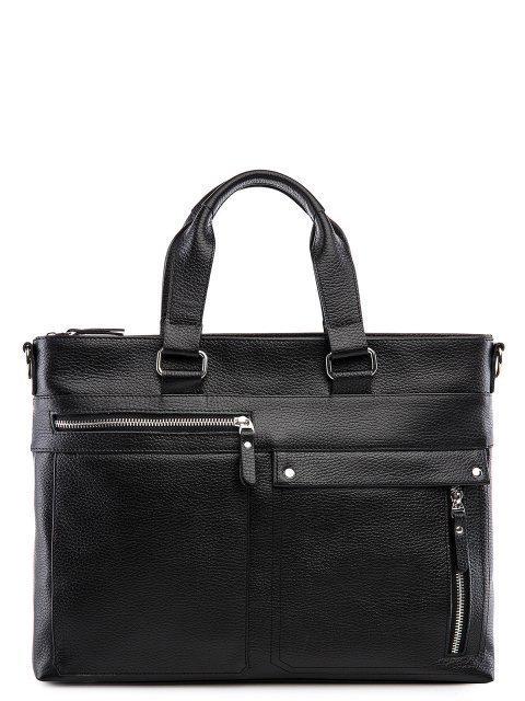 Чёрная сумка классическая S.Lavia - 7560.00 руб