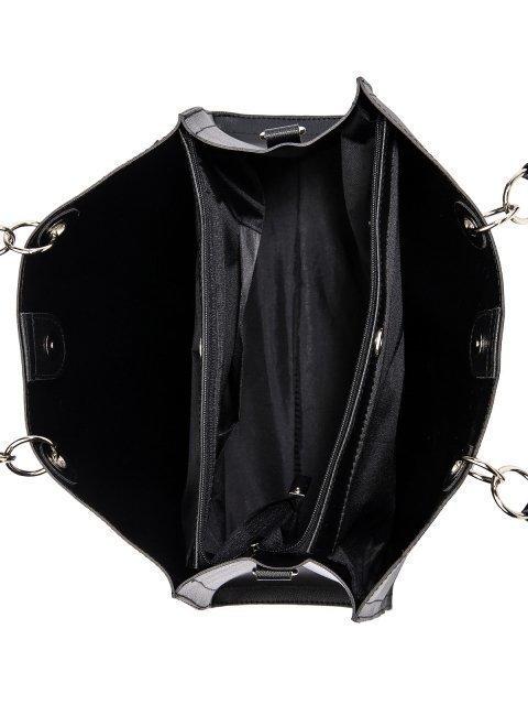 Чёрная сумка классическая S.Lavia (Славия) - артикул: 1031__1031 94.01 - ракурс 4