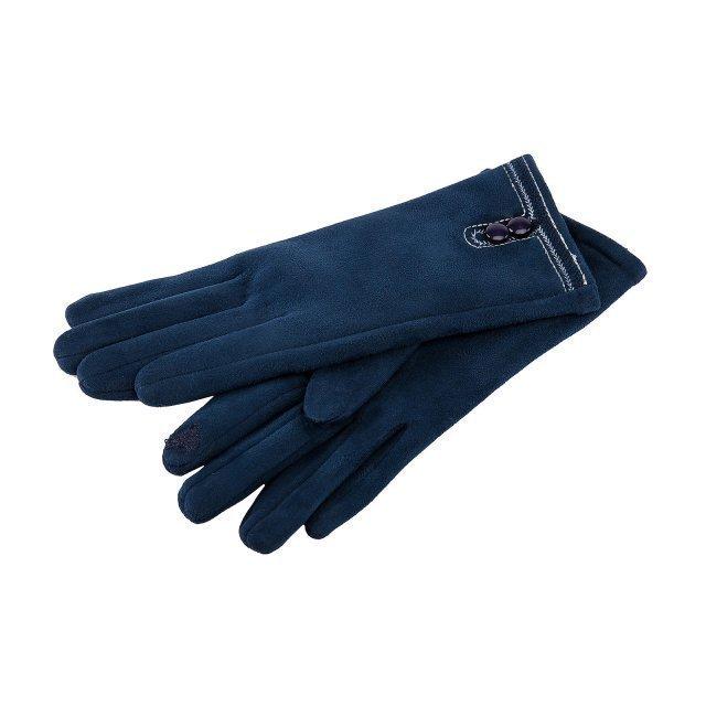 Синие перчатки Angelo Bianco - 399.00 руб