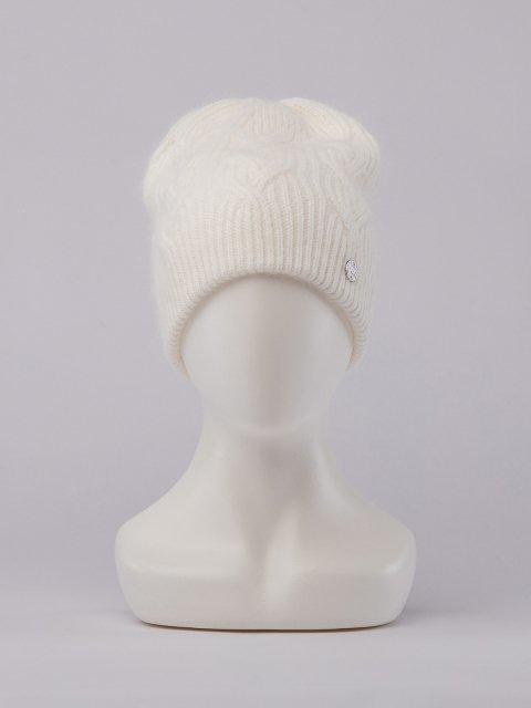Белая шапка FERZ - 1699.00 руб