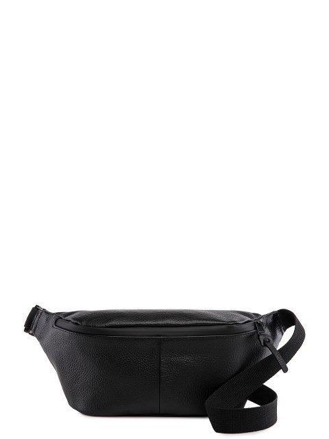 Чёрная сумка на пояс S.Lavia - 3199.00 руб