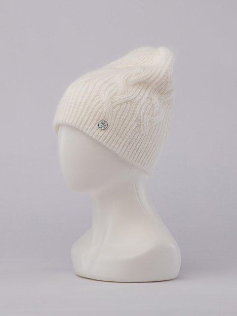 Белая шапка FERZ (FERZ) - артикул: 0К-00032219 - ракурс 1
