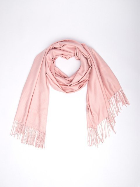 Розовый палантин Angelo Bianco - 999.00 руб