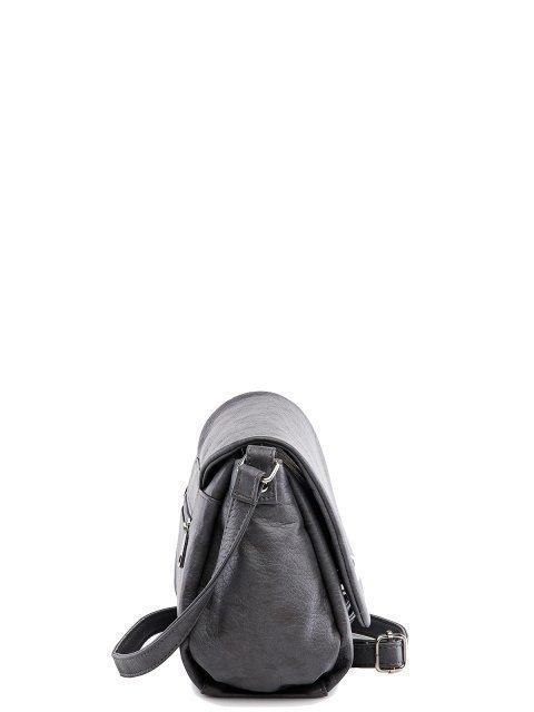 Серый кросс-боди S.Lavia (Славия) - артикул: 1067 601 05 - ракурс 2