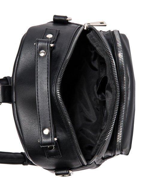 Чёрный рюкзак S.Lavia (Славия) - артикул: 1246 910 01 - ракурс 5