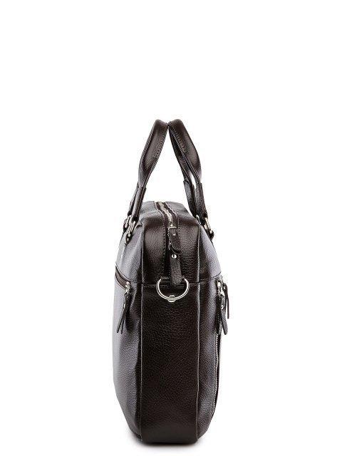 Коричневая сумка классическая S.Lavia (Славия) - артикул: 0043 12 12.84 - ракурс 2