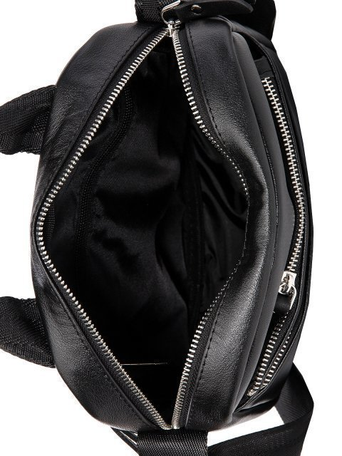 Чёрная сумка планшет S.Lavia (Славия) - артикул: 0039 10 01.83 - ракурс 4