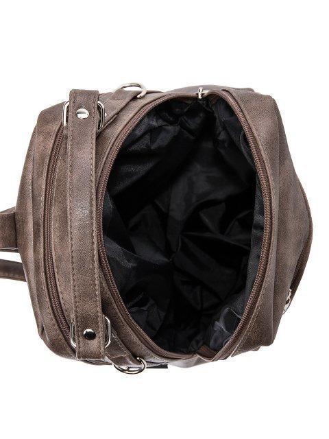Коричневый рюкзак S.Lavia (Славия) - артикул: 1183 99 52.36.88002 - ракурс 4