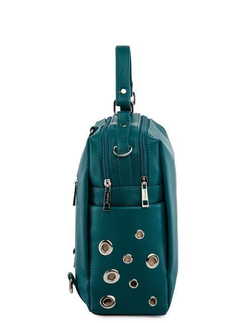 Зелёный рюкзак S.Lavia (Славия) - артикул: 1247 902 75 - ракурс 2