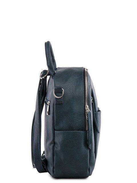Синий рюкзак S.Lavia (Славия) - артикул: 1186 598 70.115 - ракурс 2