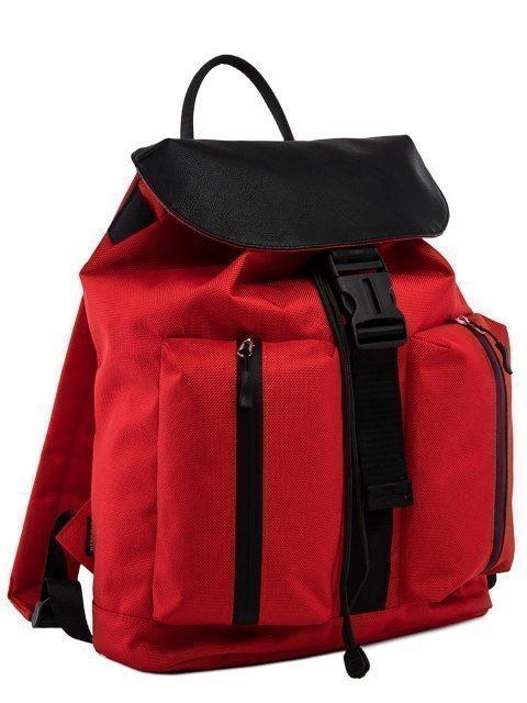 Красный рюкзак S.Lavia (Славия) - артикул: 00-123 000 04 - ракурс 1