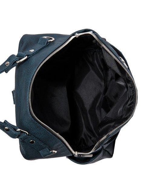 Синий рюкзак S.Lavia (Славия) - артикул: 1215 598 70 - ракурс 4
