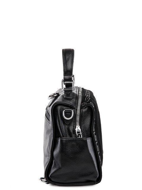 Чёрный рюкзак Fabbiano (Фаббиано) - артикул: 0К-00032999 - ракурс 2