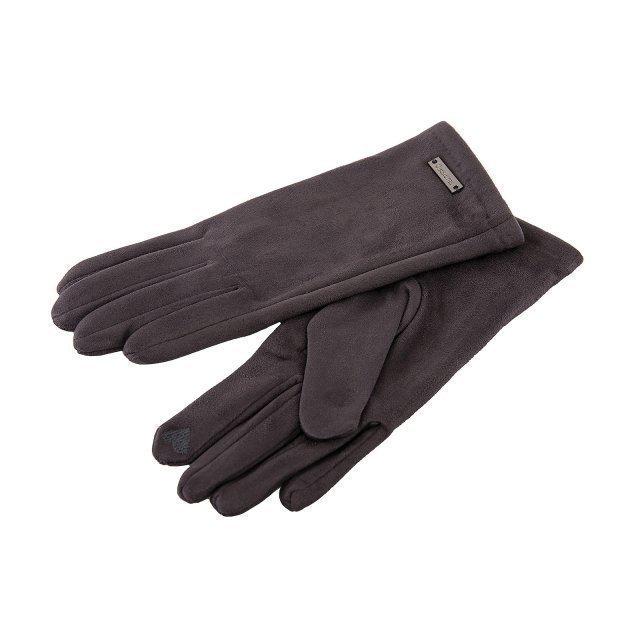 Серые перчатки Angelo Bianco - 399.00 руб