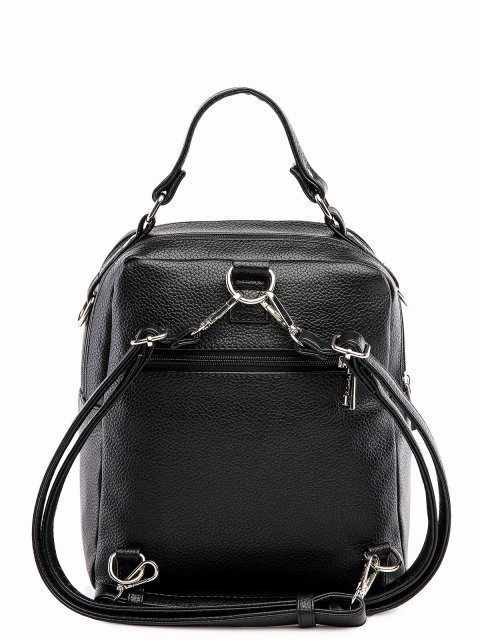 Чёрный рюкзак S.Lavia (Славия) - артикул: 1183 99 01.113 - ракурс 3