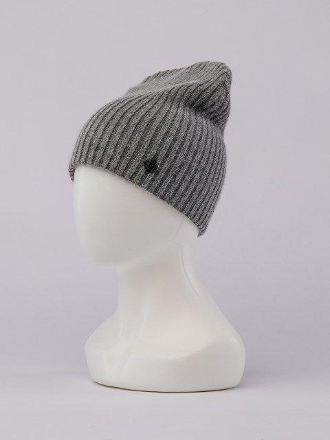 Серая шапка FERZ (FERZ) - артикул: 0К-00032217 - ракурс 1