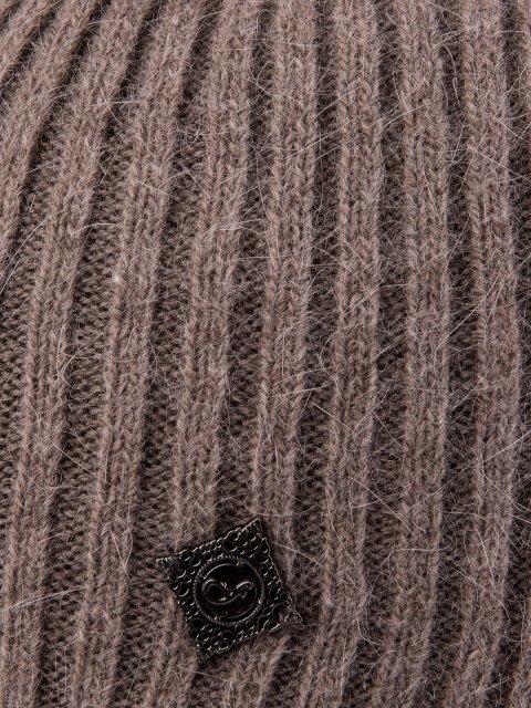 Бежевая шапка FERZ (FERZ) - артикул: 0К-00032216 - ракурс 2
