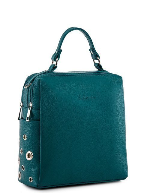 Зелёный рюкзак S.Lavia (Славия) - артикул: 1247 902 75 - ракурс 1