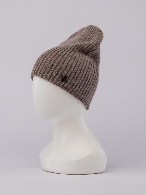 Бежевая шапка FERZ (FERZ) - артикул: 0К-00032216 - ракурс 1