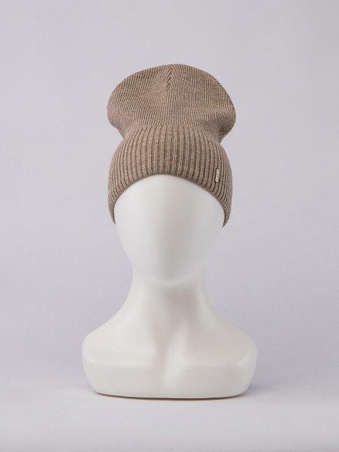 Темно-бежевая шапка Gracia - 699.00 руб