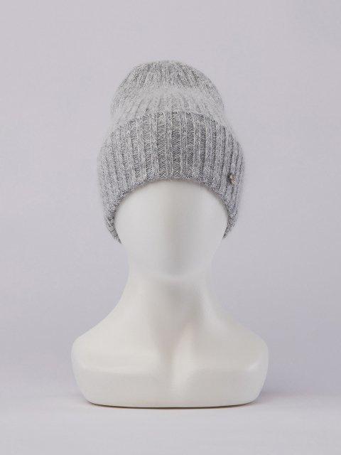 Светло-серая шапка FERZ - 1499.00 руб