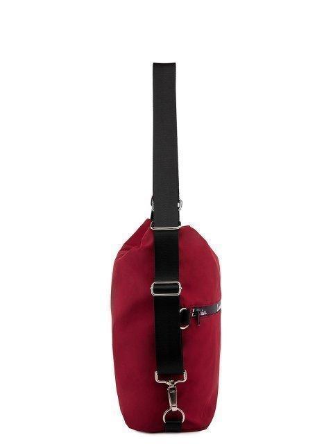Бордовая сумка мешок S.Lavia (Славия) - артикул: 00-116 41 03.46 - ракурс 3