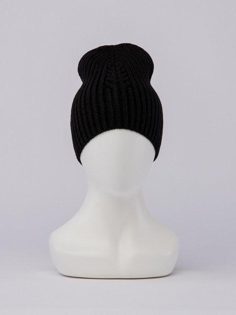 Чёрная шапка Gracia - 699.00 руб
