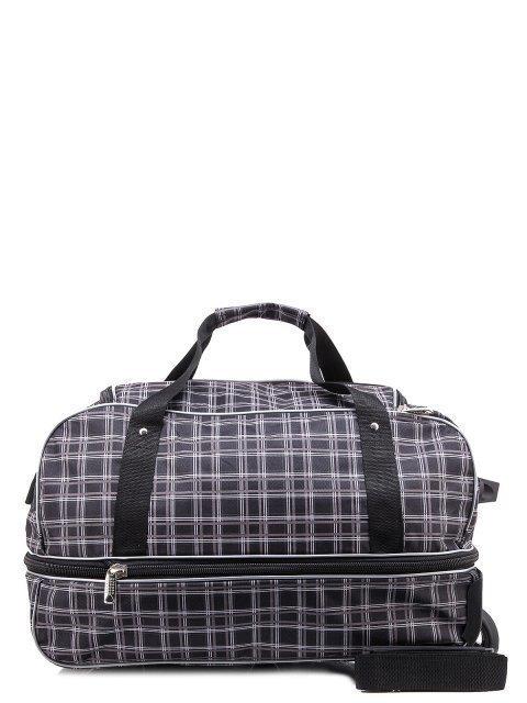 Серый чемодан Lbags (Эльбэгс) - артикул: К0000018620 - ракурс 3