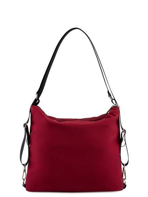Бордовая сумка мешок S.Lavia (Славия) - артикул: 00-116 41 03.46 - ракурс 4