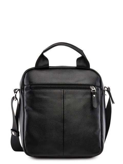 Чёрная сумка планшет S.Lavia (Славия) - артикул: 0039 10 01.14 - ракурс 3