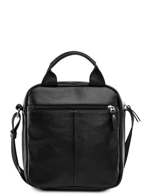 Чёрная сумка планшет S.Lavia (Славия) - артикул: 0039 10 01.83 - ракурс 3