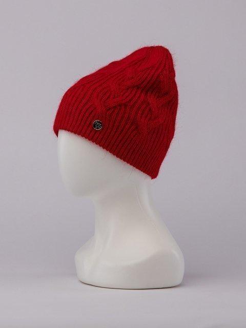 Красная шапка FERZ (FERZ) - артикул: 0К-00032220 - ракурс 1