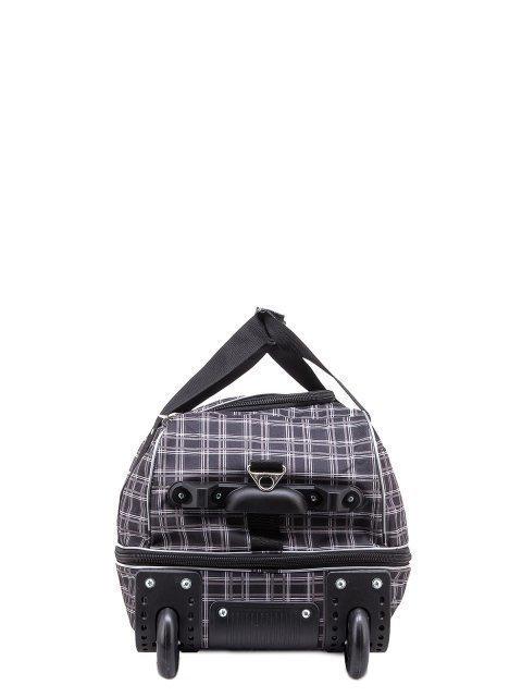 Серый чемодан Lbags (Эльбэгс) - артикул: К0000018620 - ракурс 2