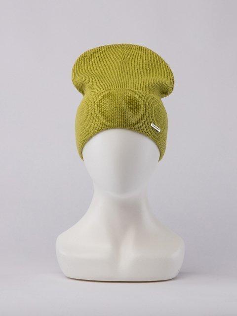 Оливковая шапка Gracia - 699.00 руб