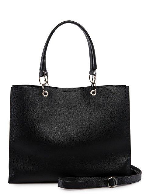 Чёрная сумка классическая S.Lavia (Славия) - артикул: 1031__1031 94.01 - ракурс 3