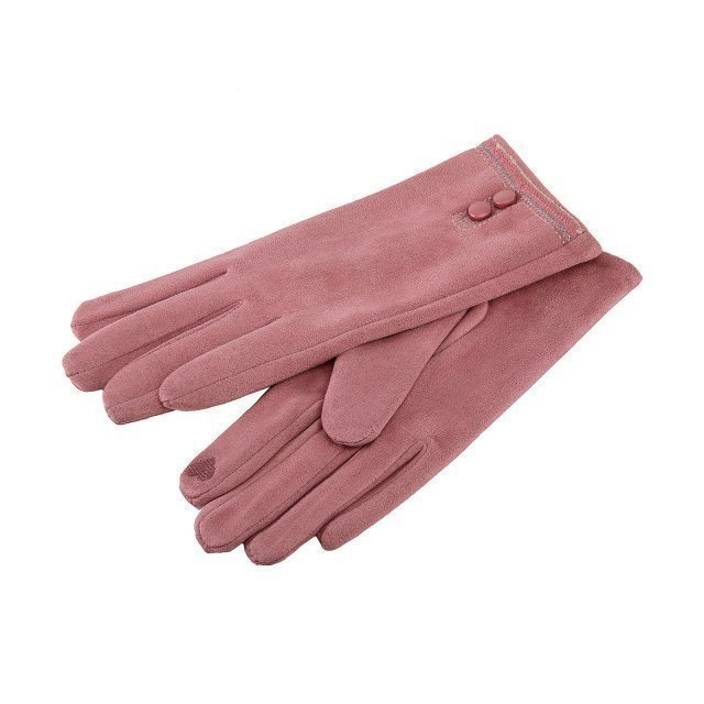 Розовые перчатки Angelo Bianco - 399.00 руб