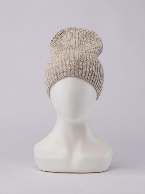 Светло-бежевая шапка Gracia - 699.00 руб