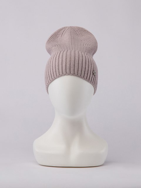 Бледно-сиреневая шапка Gracia - 699.00 руб