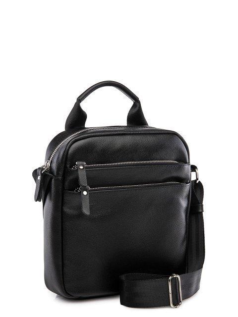 Чёрная сумка планшет S.Lavia (Славия) - артикул: 0039 10 01.14 - ракурс 1