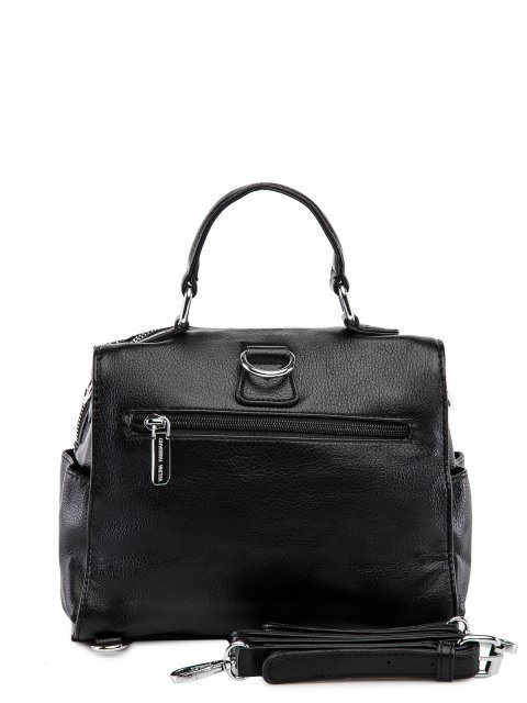 Чёрный рюкзак Fabbiano (Фаббиано) - артикул: 0К-00032999 - ракурс 3