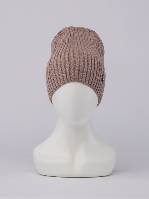 Бежевая шапка Gracia - 699.00 руб