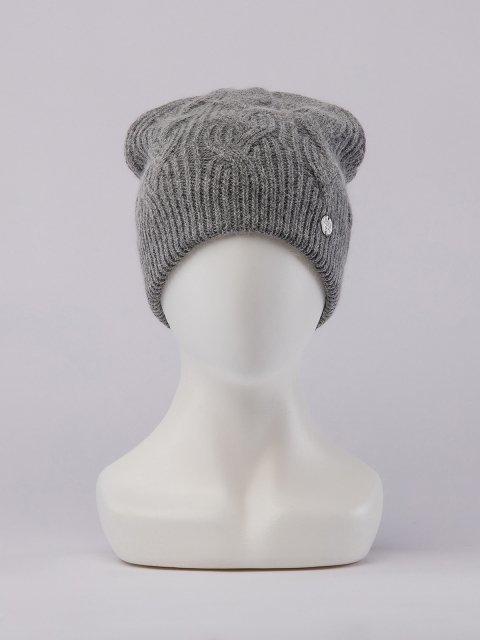 Серая шапка FERZ - 1699.00 руб
