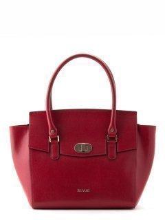 Красная сумка классическая Ripani